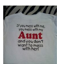 funny aunt toddler shirt aunt tshirt aunt clothes clothing aunt kids youth shirt