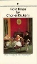 HARD TIMES (PENGUIN CLASSICS), CHARLES DICKENS, Used; Good Book