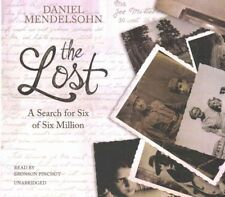 The Lost: A Search for Six of Six Million by Daniel Mendelsohn Compact Disc Book