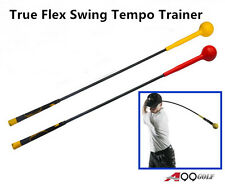 A99 Golf True Flex Warm up Swing Tempo Trainer - turn your swing to Gold