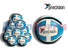 *BRAND NEW* 10 x PRECISION TRAINING SANTOS BLUE - SIZE 3, 4, 5