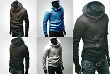 Stylish Creed Hoodie Cool Slim men's Cosplay For Assassins Jacket Costume BB