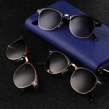 New Fashion Retro Vintage Womens Mens Designer Oversized Sunglasses Glasses AA