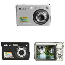 2.7'' TFT LCD HD 720P 18 Mega Pixels CMOS SD Card  Digital Camera Anti-shake Lot