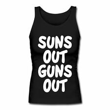 Stay Fly Suns Out Guns Out Women's Tank Top by Spreadshirt