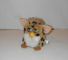 Hasbro Furby 1999 Tiger Elect Interactive Model#70-800 Brown,White,Black,~WORKS