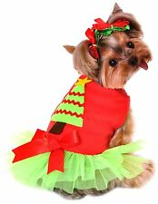 Anit Accessories 26-Inch Christmas Tree Dress Dog Costume, X-Large