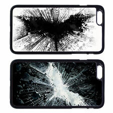 Batman Bat City Knight For Apple iPhone iPod & Samsung Galaxy S8+ Case Cover