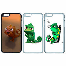 Chameleon Pascal Tangled For Apple iPhone iPod & Samsung Galaxy S8+ Case Cover