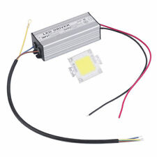 20W 30W 50W 100W Waterproof High Power LED Driver Supply / LED SMD Chip Bulb AD
