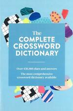 The Complete Crossword Dictionary by Ursula Harringman Paperback Book