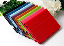 """Leather Smart Case Cover Stand for Amazon Kindle Fire HDX 7"""" with Sleep Wake  DA"""