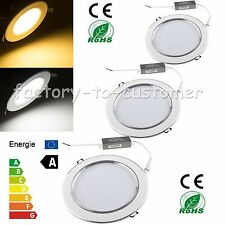 CreeEpistar 3W 5W 7W 9W 12W 15W  LED Recessed Ceiling Panel Down Light Bulb Lamp