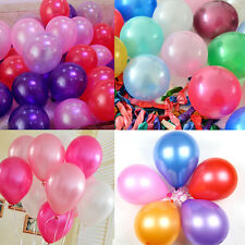 "12"" 10 20 50pcs Latex Helium Ballons Wedding Birthday Party Decoration New"