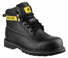 Amblers FS9 Safety Boots With Steel Toe Caps Midsole Mens & Ladies Sizes