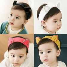 Baby Kids Girls Cute Ear Style Headdress Headband Headwear Hair Band Accessories