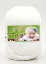 Soft Cashmere wool Silk Yarn Cotton Baby Wool Knitting Yarn Baby Knit Wool Yarn
