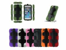 Tough Military HEAVY DUTY Builders Shock Proof Survival Case for all iPhone