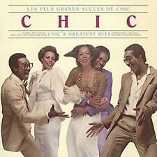 Les Plus Grands Succes De Chic:chic's - Chic New & Sealed Free Shipping