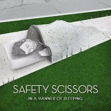 In a Manner of Sleeping - Scissors Safety New & Sealed Compact Disc Free Shippin