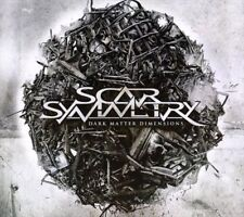 Dark Matter Dimensions - Symmetry Scar New & Sealed Compact Disc Free Shipping