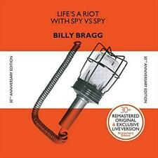 Lifes a Riot (30th Anniversary Edition) - Billy Bragg Compact Disc