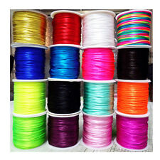 Multicolor Elastic Stretch String Thread Cord for Bracelet Jewelry Beads DIY 0YT