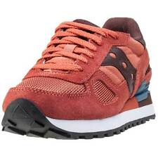 Saucony Shadow Original Womens Trainers Rust New Shoes