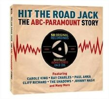 Hit the Toad Jack-the Paramount Story - V/A New & Sealed Compact Disc Free Shipp