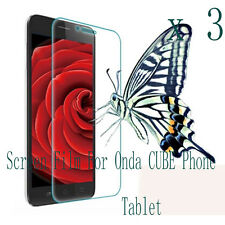 3 Glossy Matte Screen Protector Guard Film Cover For Onda Cube Phone Tablet PC