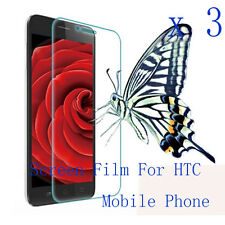 3 Glossy Matte LCD Screen Protector Film Cover Skin Shell For HTC Mobile phone