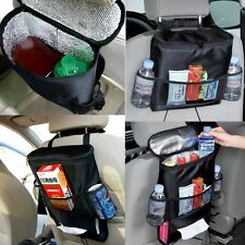 Car Auto Seat Back Multi-Pocket Storage Bag Organizer Holder Travel Hanger AA