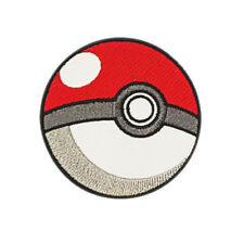 Pokemon Go Pokeball Pokemon Games Iron on Patch Brand New Sew on Patch