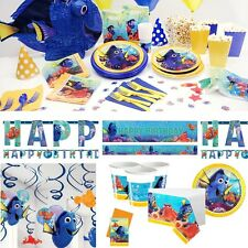 Finding Dory Birthday Party Tableware Supplies Plates Napkins Balloons Favours