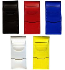 Standard Darts Case. Darts Bar Wallet. Black. Blue. Yellow, White. Red