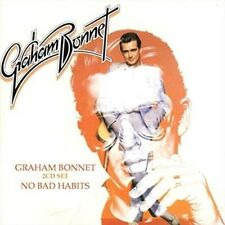 Graham Bonnet / No Bad Habits: Expanded Deluxe Edi - Bonnet,Graham CD-JEWEL CASE