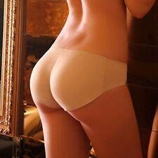 NEW Lady Women Sexy Padded Butt Brief Enhancer Shaper Panties Seamless Underwear