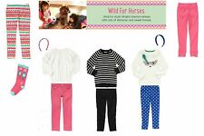 NWT Gymboree Wild for Horses Mixed Pieces and Sets Size 5, 6