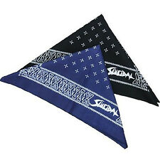 SUICIDAL TENDENCIES *Official* OG Logo Bandana Handkerchief Black or Blue