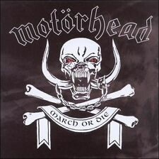 MOTORHEAD-MARCH OR DIE CD NEW