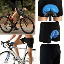 Men's Bicycle Cycling Bike 3D Gel Padded Shorts Underwear S-XXL New US Warehouse