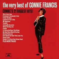Very Best of Connie Francis - Connie Francis New & Sealed Compact Disc Free Ship