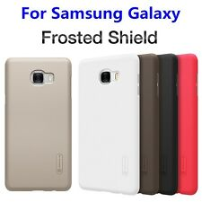 Nillkin Matte Back Cover Skin Case For Samsung Galaxy Series +Screen Protector