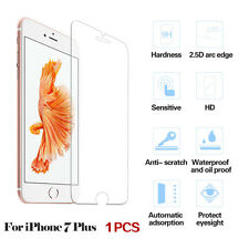 """NEW Tempered Glass Clear Screen Protector Saver Guard Shield iPhone 7 Plus 5.5"""""""