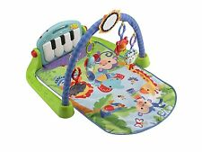 Baby Play Mat Toddler Floor Piano Gym Activity Infant Kids Hanging Rattle Toys