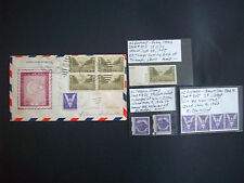 Rare, Antique,Mint Stamps, & Cover  from WW2 era #P16