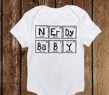 Geeky Baby Onesie Talk Nerdy- Baby Girl or Boy - Glasses - Nerd Baby Awesome