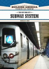 NEW The New York City Subway System by Ronald A. Reis Library Binding Book (Engl