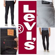 NEW LEVI'S MEN'S 510 SKINNY FIT JEANS MANY SIZES MANY COLORS FREE SHIPPING NWT