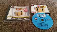 PS1 Sony Playstation 1 - Bomberman - Trusted Ebayer - FREE P&P